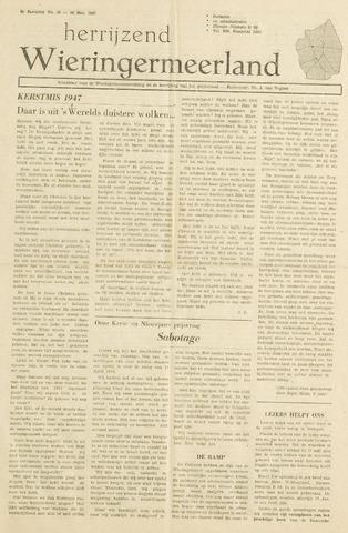Herrijzend Wieringermeerland 1947-12-24