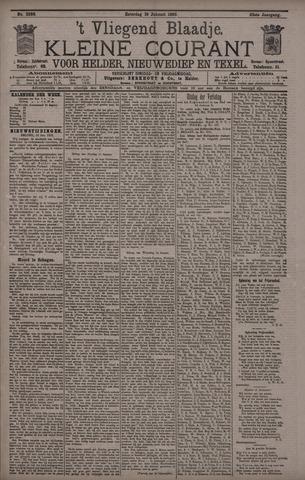 Vliegend blaadje : nieuws- en advertentiebode voor Den Helder 1895-01-19