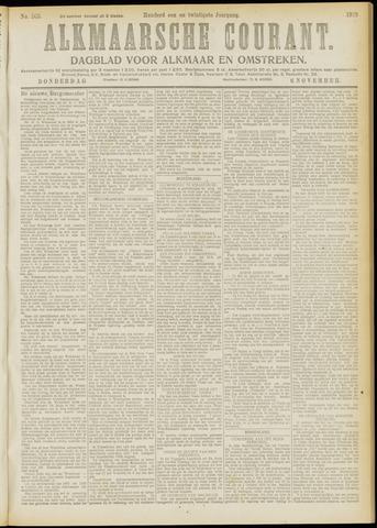 Alkmaarsche Courant 1919-11-06