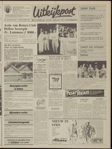 Uitkijkpost : nieuwsblad voor Heiloo e.o. 1985-09-25