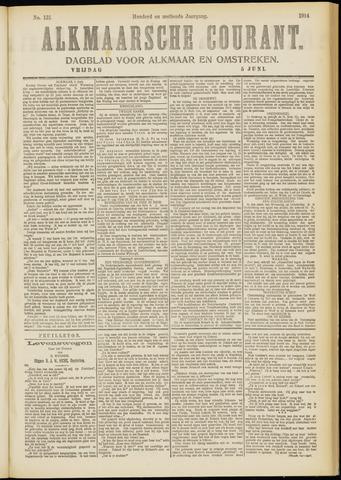 Alkmaarsche Courant 1914-06-05