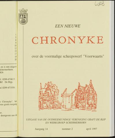 Een Nieuwe Chronyke van het Schermereiland 1997-04-01