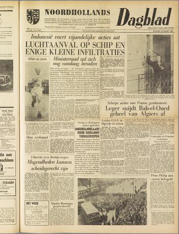 Noordhollands Dagblad : dagblad voor Alkmaar en omgeving 1962-03-26