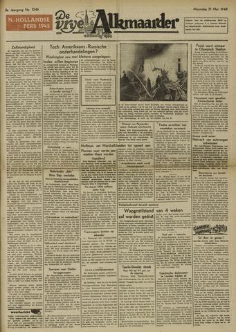 De Vrije Alkmaarder 1948-05-31