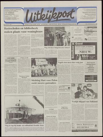 Uitkijkpost : nieuwsblad voor Heiloo e.o. 1997-03-19