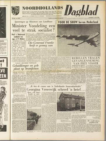Noordhollands Dagblad : dagblad voor Alkmaar en omgeving 1958-07-05