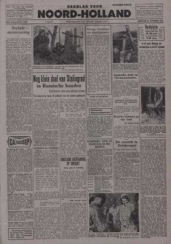 Dagblad Noord-Holland, Schager editie 1942-10-20