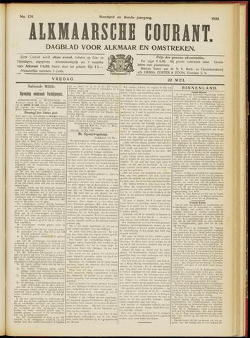 Alkmaarsche Courant 1908-05-22