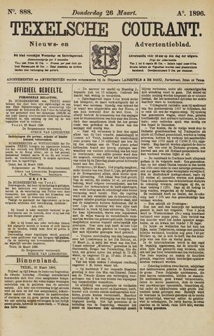 Texelsche Courant 1896-03-26