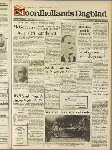Noordhollands Dagblad : dagblad voor Alkmaar en omgeving 1968-08-12