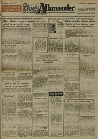 De Vrije Alkmaarder 1948-03-18
