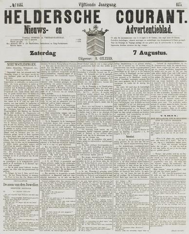 Heldersche Courant 1875-08-07