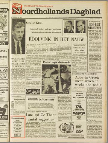 Noordhollands Dagblad : dagblad voor Alkmaar en omgeving 1968-11-20