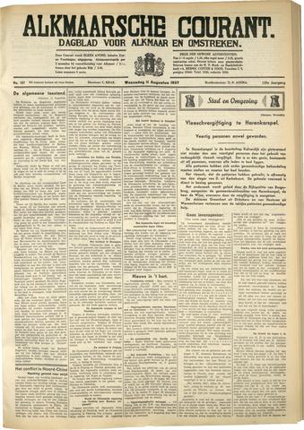 Alkmaarsche Courant 1937-08-11