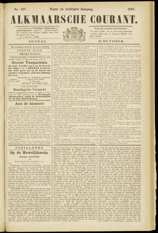 Alkmaarsche Courant 1887-10-23