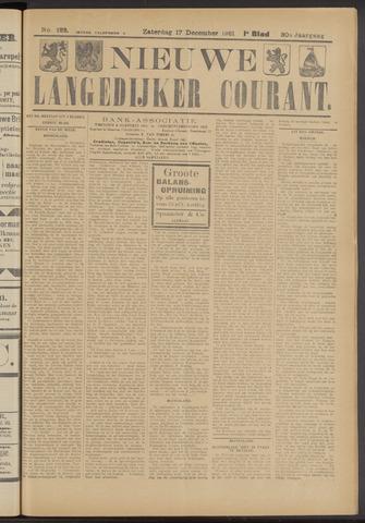 Nieuwe Langedijker Courant 1921-12-17