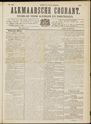 Alkmaarsche Courant 1908-12-07