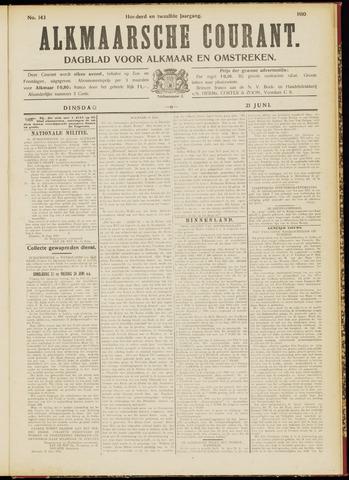 Alkmaarsche Courant 1910-06-21