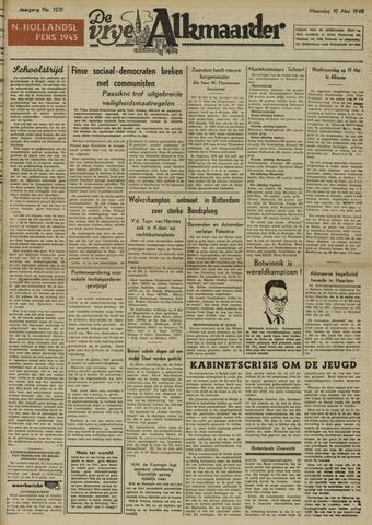 De Vrije Alkmaarder 1948-05-10