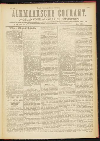 Alkmaarsche Courant 1917-06-28