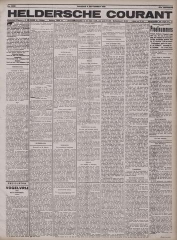 Heldersche Courant 1919-09-09