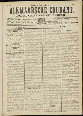 Alkmaarsche Courant 1912-05-15