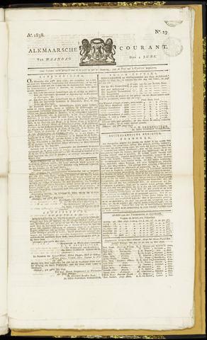 Alkmaarsche Courant 1838-06-04