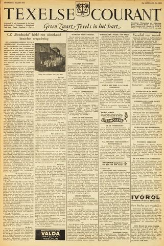 Texelsche Courant 1952-03-01