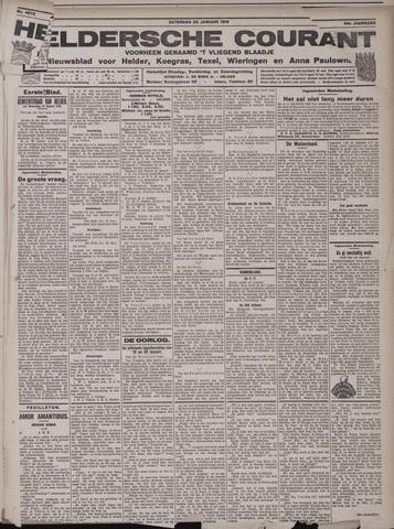Heldersche Courant 1916-01-22
