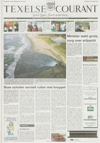 Texelsche Courant 2009-10-16