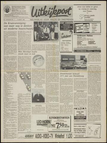 Uitkijkpost : nieuwsblad voor Heiloo e.o. 1989-03-15