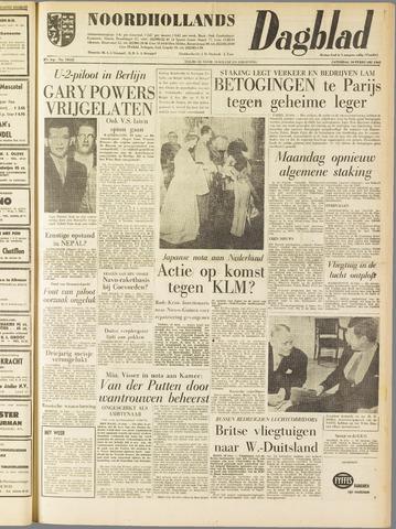 Noordhollands Dagblad : dagblad voor Alkmaar en omgeving 1962-02-10