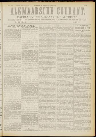 Alkmaarsche Courant 1916-07-29