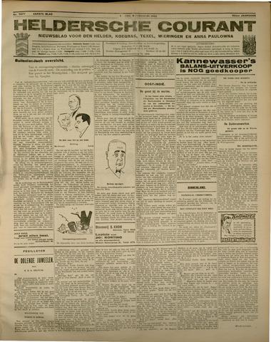 Heldersche Courant 1932-02-09