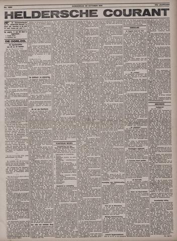 Heldersche Courant 1916-10-26