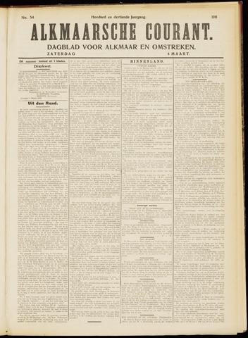 Alkmaarsche Courant 1911-03-04