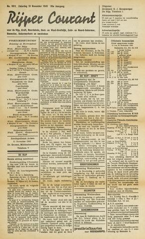 Rijper Courant 1945-11-10
