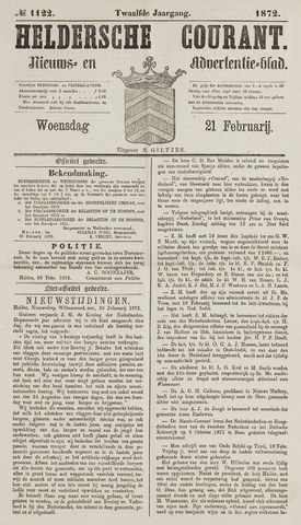 Heldersche Courant 1872-02-21