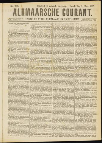 Alkmaarsche Courant 1905-12-21