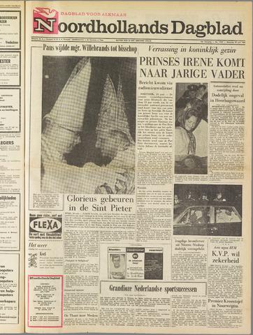Noordhollands Dagblad : dagblad voor Alkmaar en omgeving 1964-06-29