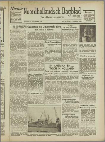 Nieuw Noordhollandsch Dagblad : voor Alkmaar en omgeving 1946-02-06