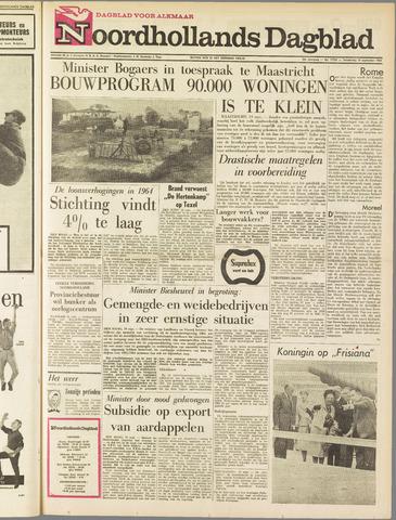 Noordhollands Dagblad : dagblad voor Alkmaar en omgeving 1963-09-19