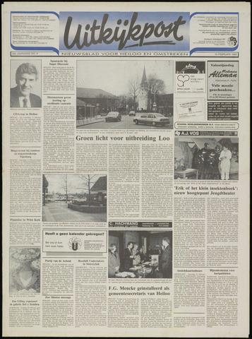 Uitkijkpost : nieuwsblad voor Heiloo e.o. 1993-02-10