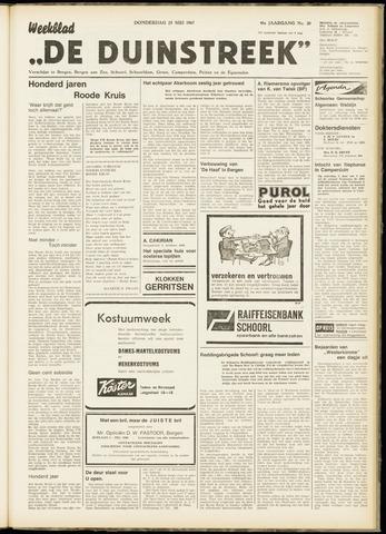 De Duinstreek 1967-05-25