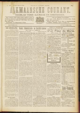 Alkmaarsche Courant 1917-11-17