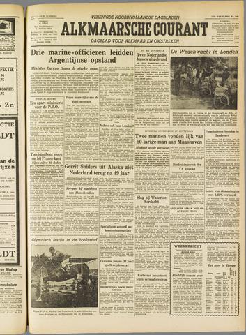 Alkmaarsche Courant 1955-06-20