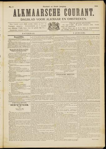Alkmaarsche Courant 1908-01-04