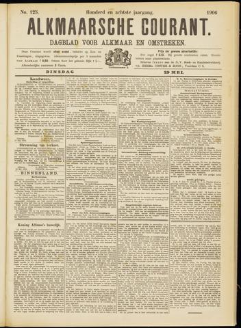 Alkmaarsche Courant 1906-05-29