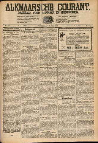 Alkmaarsche Courant 1930-06-05