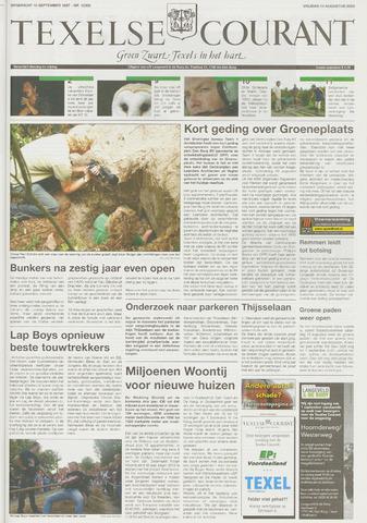 Texelsche Courant 2009-08-14